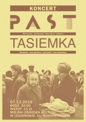 Rock w MOK - PAST i TASIEMKA