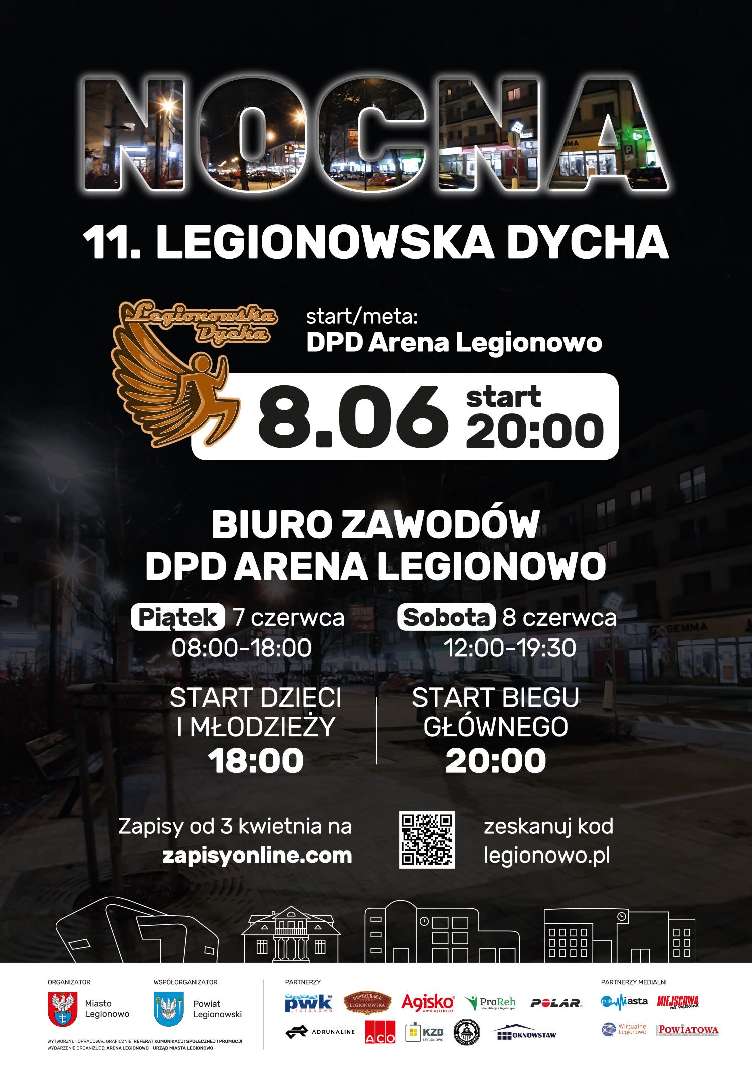 Nocna 11 Legionowska Dycha